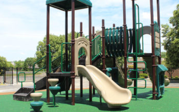 How to choose coverage for playgrounds