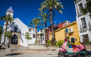 Marbella, Mallorca and other heavenly places in Spain